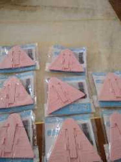 贝特熊 儿童窗户安全锁宝宝门窗防护推拉锁扣免安装方便 粉色(8只装) 晒单图