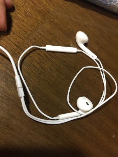 苹果手机耳机 iphone耳机入耳式线控麦克风耳塞适用iphone6s/plus/5s/se/c/ipad/air/mini/pro 幻响升级版 晒单图