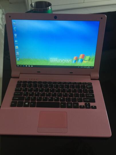 得峰(deffpad) S116TL 超轻薄四核/便携 办公 薄笔记本电脑 固态硬盘 黑色 160G存储 晒单图