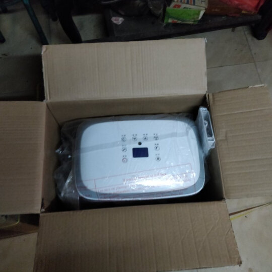 凡萨帝(FASATO)小1匹 移动空调单冷一体机 净化器 抽湿除湿机 加湿器 家用静音厨房 晒单图