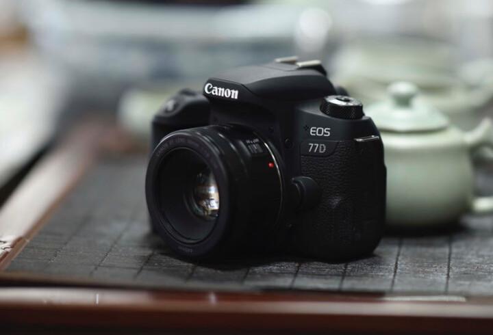 佳能(Canon)EF 50mm f/1.8 STM 标准定焦大光圈人像镜头 小痰盂50 1.8 含保护滤镜套装 晒单图