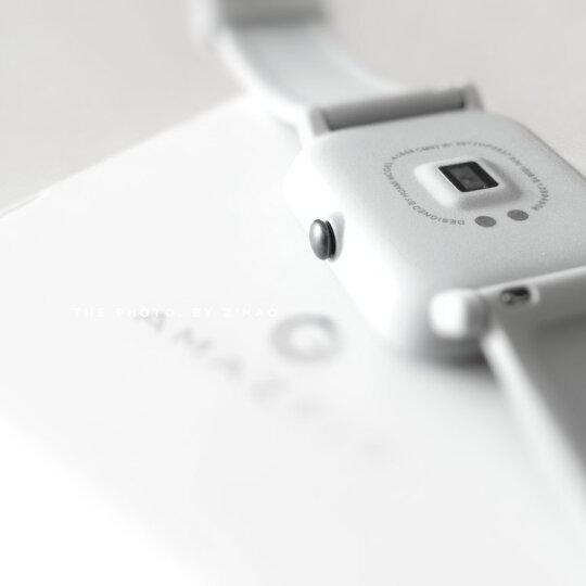AMAZFIT米动手表青春版华米科技出品 智能运动 学生手表 GPS定位 心率 蓝牙 离线支付 续航45天 砂岩灰 晒单图