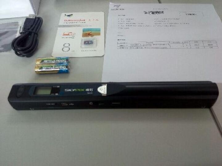 唯彩(SKYPIX) TSN415微型扫描仪 高清扫描仪 便携扫描笔 900DPI手刮扫描 标配+8G卡 晒单图