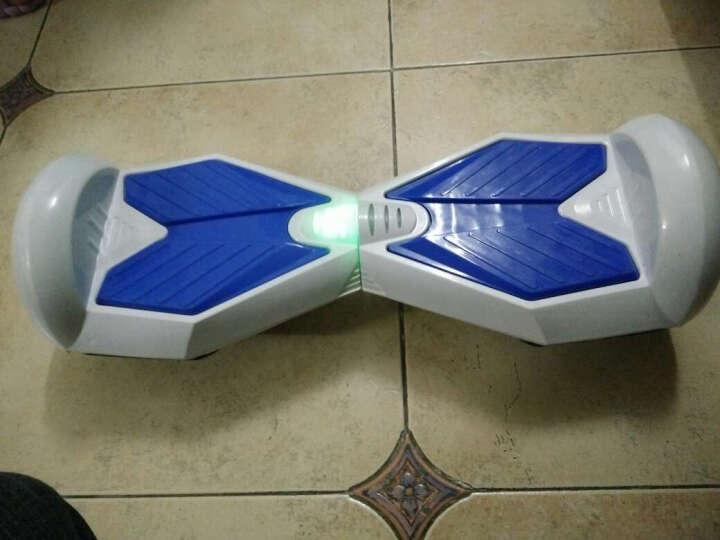 宝创出品 成年人儿童电动两轮智能代步体感平衡车 儿童思维扭扭车30天免费跟换外壳 送包 6.5寸N5黑色 晒单图