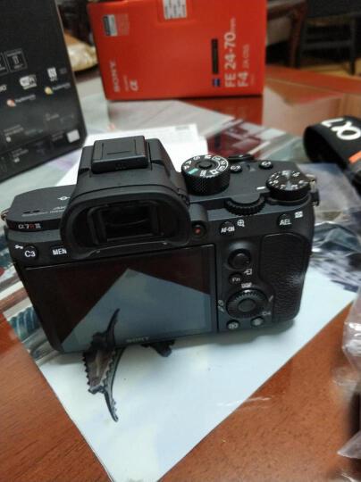 索尼(SONY) ILCE-7RM3/A7R3/a7RIII 全画幅微单相机/4K 高清 照相机 FE 12-24mm F4 超广角G镜头 晒单图
