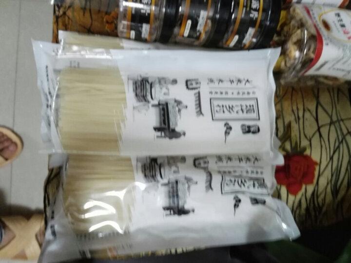 现代乡村 蒙自过桥米线2.5kg 云南米线 磨浆米线 大米干米线 搭云南酸菜调料包 晒单图