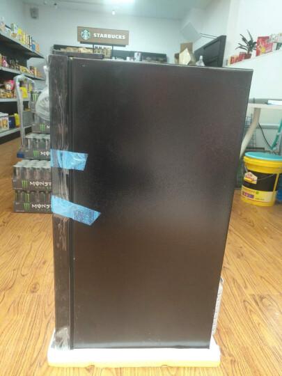 航天电器 冰吧酒柜家用迷你单门冷藏柜保鲜柜小冰箱展示柜茶叶柜饮料柜 BC-98 98升白胆透明玻璃 晒单图
