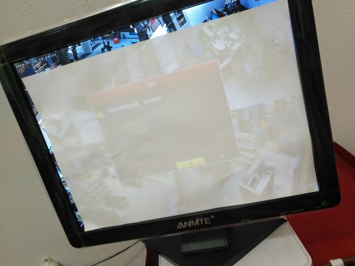 安美特(anmite) 15英寸液晶电脑显示器 LED监视器hdmi 15英寸BNC监控器 黑色VGA接口 晒单图