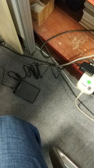 绿联(UGREEN)5V1A多功能电源适配器充电器插座 DC3.5mm 适用USB HUB/路由器/机顶盒等设备充电 1.5米 30593 晒单图