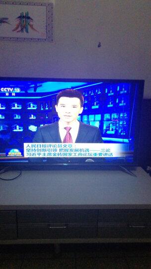 长虹50Q5N(CHANGHONG) 50英寸37核4K超高清HDR智能语音网络液晶护眼平板启客电视 晒单图