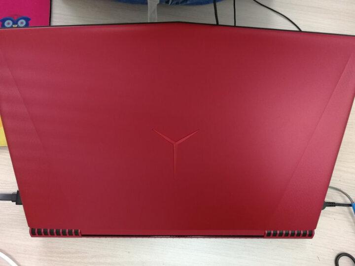 联想(Lenovo)拯救者R720 15.6英寸大屏游戏笔记本电脑(i7-7700HQ 8G 1T+128G SSD GTX1050Ti 4G IPS 红) 晒单图