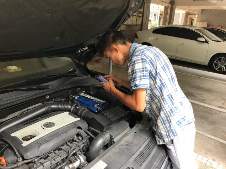瓦尔塔(VARTA)汽车电瓶蓄电池蓝标70D26L 12V 陆风X6 X7 X8三菱君阁长城哈弗H6嘉誉猎豹CS10以旧换新上门安装 晒单图