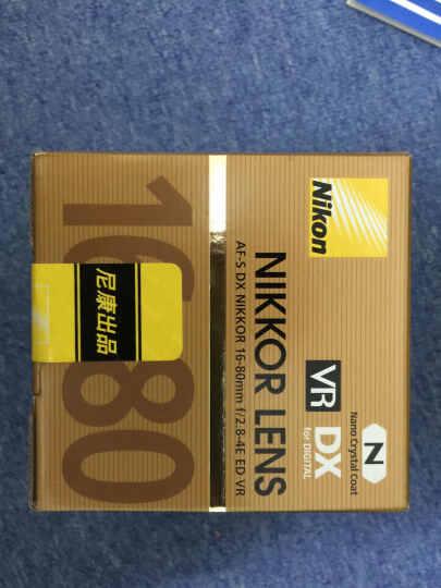 尼康(Nikon) 中端数码单反相机 D7100(18-200)套机 晒单图