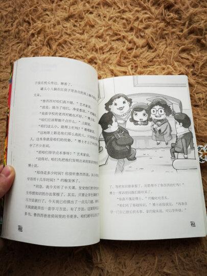 正版 皮皮鲁和鲁西西 舒克和贝塔历险记系列 郑渊洁童话四大名传 全四册8-9-12岁书籍 晒单图