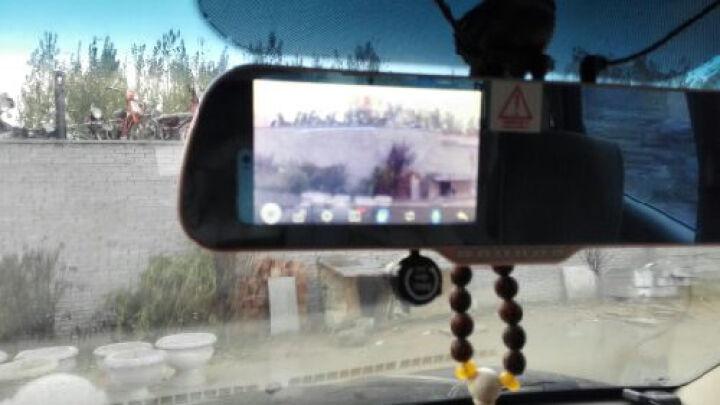 车玛仕(CHEMAS)行车记录仪高清一体机导航仪电子狗双镜头测速Wifi夜视 导航+双镜头记录仪+电子狗无卡 晒单图