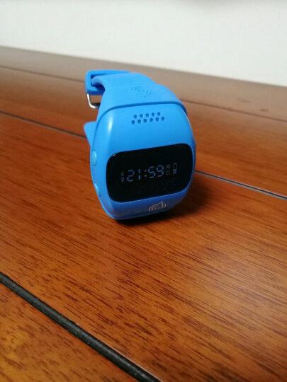 葫芦娃儿童智能手表金星V11/G1电信版GPS定位电话手表防水可插卡智能手机防走失 电信版天空蓝 晒单图