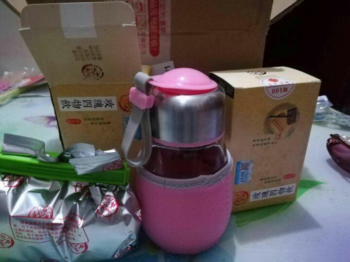 【发2盒】 玫瑰四物人参佛手山药组合养生茶体寒暖身茶 晒单图
