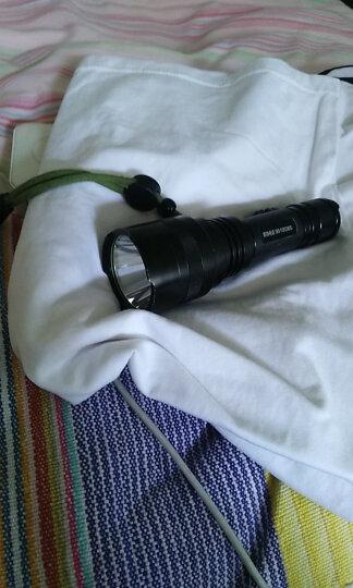 神火(supfire)C8T6 强光手电筒 远射LED充电式防身灯 配18650电池 晒单图