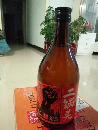 北京京宫 二锅头 固态蒸馏清香型白酒 43度 750ml*6瓶 整箱装 晒单图