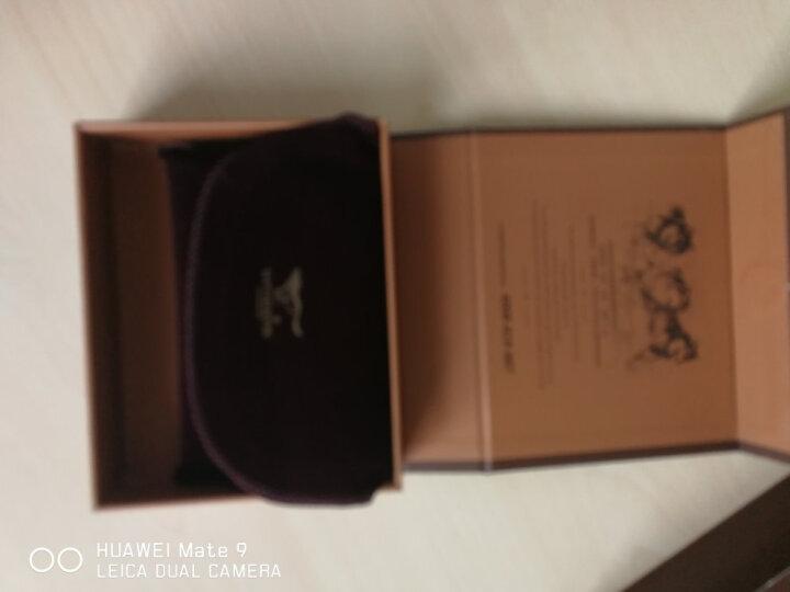 七匹狼SEPTWOLVES商务名片包 男士牛皮卡包 真皮大容量名片夹礼盒装 黑色 晒单图