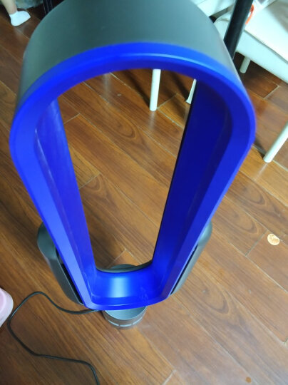 新加坡爱家乐(AKIRA)电风扇空气循环扇无叶风扇静音家用落地扇遥控塔扇母婴儿童电风扇新品AZ18灰 晒单图