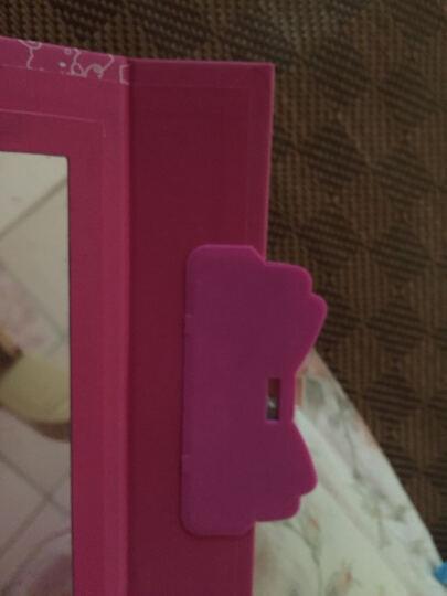 包邮 卡通四层密码锁文具盒 奇迹暖暖简约学生多功能纸质铅笔盒收纳盒 奇迹暖暖四层颜色款式随机 三层芭比娃娃系列图案随机 晒单图