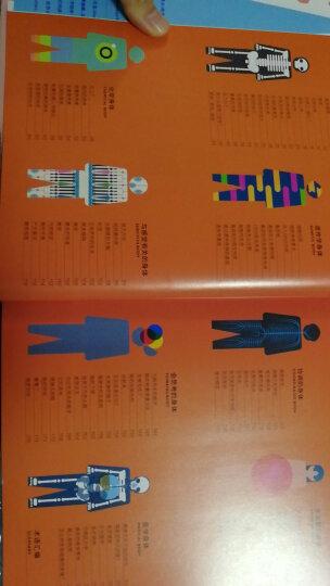 人体信息图:身体小宇宙漫游指南 晒单图