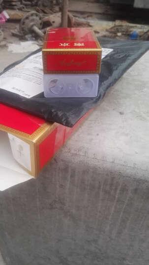 香烟盒烟盒个性创意礼品 透明塑料烟盒1个 晒单图