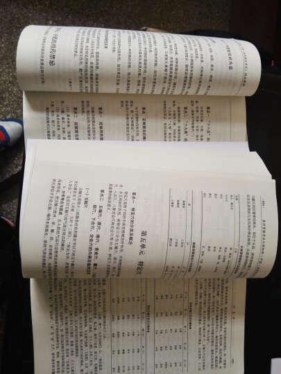 2016年医师资格考试大纲细则:中医执业医师(具有规定学历 综合笔试部 套装上下册) 晒单图