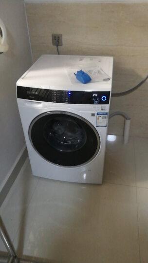 西门子(SIEMENS) XQG100-WM14U561HW 10公斤 变频 滚筒洗衣机 智能除渍 家居互联 (白色) 晒单图