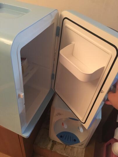美固  MBF12 15L车载冰箱车家 两用化妆品 学生宿舍 便携式冷暖箱 自驾游户外迷你小冰箱 时尚静音设计 晒单图