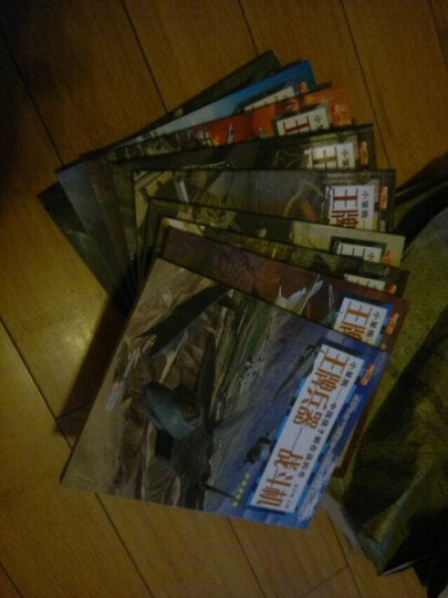 小笨熊 青少年王牌兵器 全10册 全面兵器知识科普课外知识读物小学生百科大全现货发售 晒单图