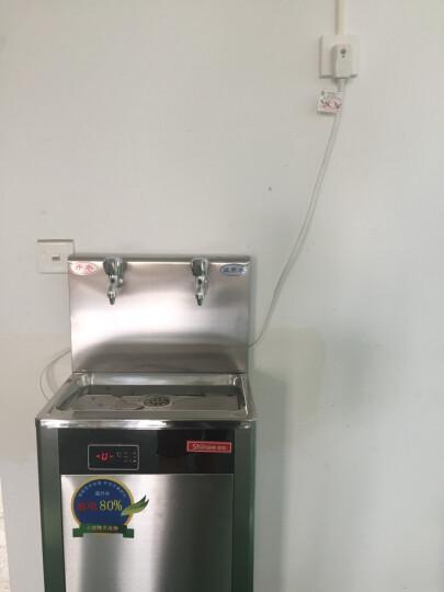 幸和(xinghe)  开水器商用 学校开水机 幼儿园童用 自带三级过滤工厂饮水机 大型开水器(一开一温) 晒单图