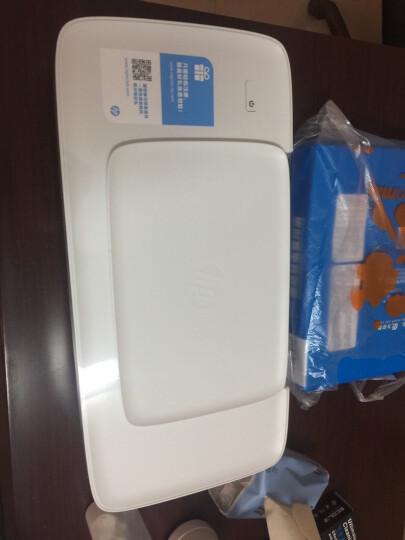 惠普(HP)DeskJet 1111 彩色喷墨打印机 学生打印 作业打印 晒单图