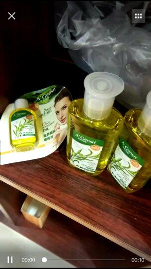 【包邮2瓶】安安金纯滋养美肤橄榄油护肤精油全身按摩精油护发大容量共232ml 晒单图