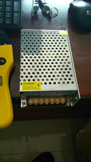 220V转24V 2.1/4.5A 24VDC直流变压器 50/100W LED开关电源 100W 晒单图