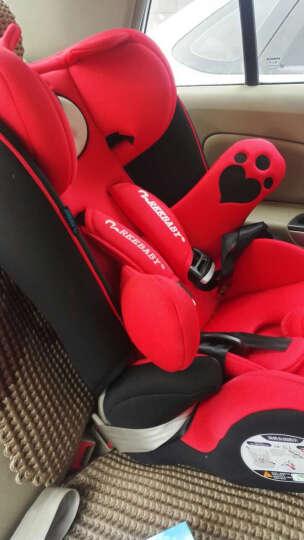 REEBABY 瑞贝乐新生儿宝宝0-3-6-12岁汽车儿童安全座椅升级婴儿isofix接口 吊篮 晒单图