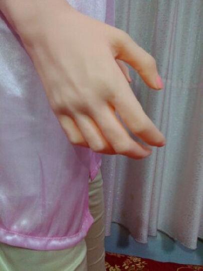 蓓乐 智能充气娃娃男用自慰器半实体娃娃智能发声真人比例成人情趣性用品 实体软胸+真人体温+智能对话+感应震动+四交任意姿 晒单图
