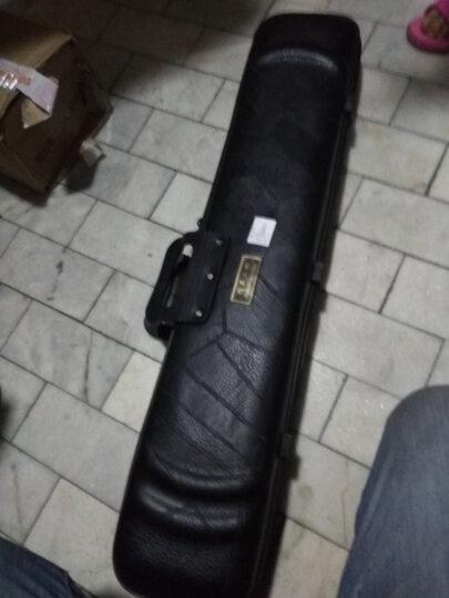 依之木 拼皮二胡盒子皮革胡琴包单肩可背可提琴袋套盒防水防震乐器配件 单肩背带 晒单图