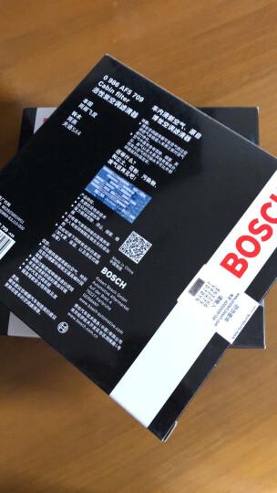 博世(BOSCH)活性炭空调滤清器 AF5709 适用于本田老飞度两厢 铃木天语SX4尚悦 雨燕 天语SX4尚悦 1.8L 晒单图
