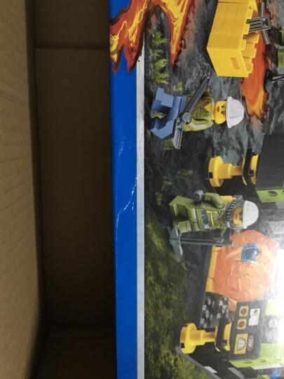 乐高(LEGO)积木 城市FR 60137 追踪重型拖车 晒单图