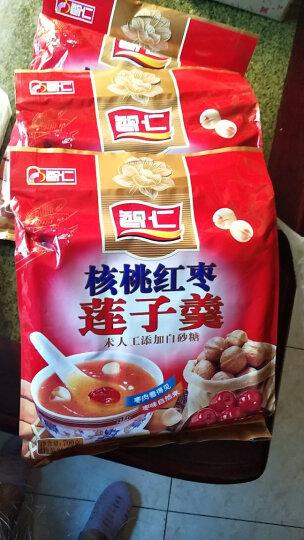 智仁 核桃红枣莲子羹 700g 五谷粉 营养早餐 冲饮代餐粉 晒单图