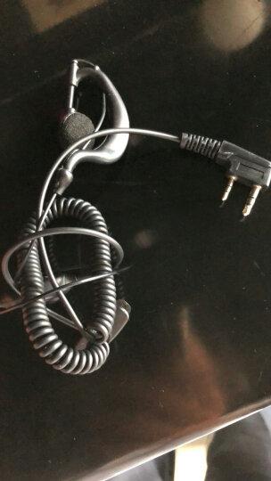 海唯联(HiWiLi) 专业对讲机耳机耳麦耳机线 M口适配摩托罗拉等 K口适配宝锋建伍等 228K口适配宝锋万华V168等 晒单图