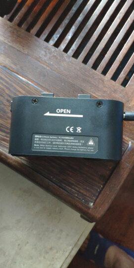 神牛(Godox)PB960电源盒电源控制器变压器双口输出可供电AD360专用充电器 PB960单电池(橙/黑选择) 晒单图
