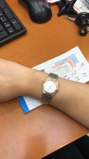欧米茄(OMEGA)手表 星座系列时尚女表123.20.27.60.55.001 晒单图