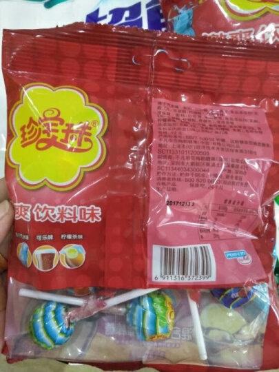 珍宝珠 混合味硬糖棒棒糖12支装激爽饮料味120g水果糖 聚会联谊休闲零食 糖果礼品 晒单图