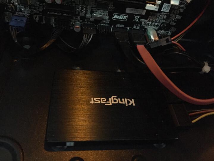 华志硕 J1800双核J1900四核 固态硬盘/MINI家用 组装电脑主机/DIY组装机 可选造型-客厅小方盒 四核Q1900方案5 机械1000G联系客服换固态 晒单图