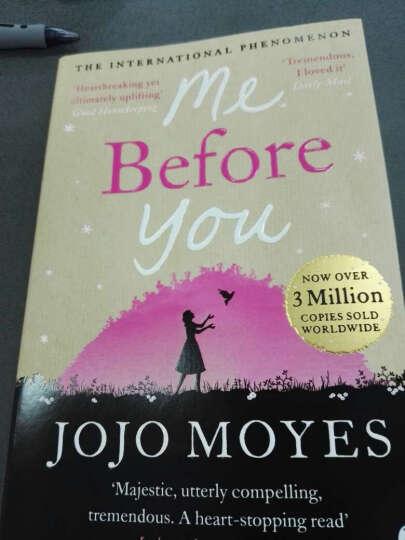 我就要你好好的 遇见你之前 跟着我 乔乔莫伊斯 英文原版Me Before You 晒单图