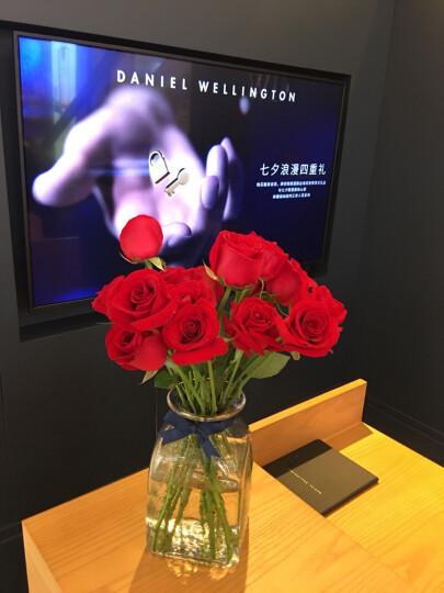 融之情情人节鲜花速递同城送花红玫瑰花束礼盒送女友生日礼物北京上海武汉深圳全国同城花店送花 19朵戴安娜礼盒 晒单图