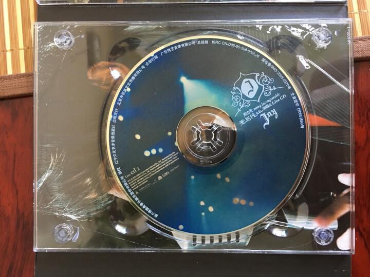 周杰伦:全经典视听大集(2CD+VCD) 晒单图